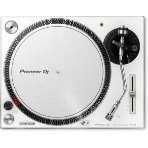 PIONEER パイオニア / PLX-500-W ダイレクトドライブターンテーブル ホワイト(お取...