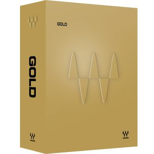WAVES ウェーブス / Gold(必須のプラグインを揃えた、業界標準のWaves バンドル)