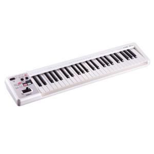 (ポイント5倍)Roland ローランド / 49鍵MIDIキーボード A-49 WH (A49)(年末ウルトラセール)(30日まで送料無料)