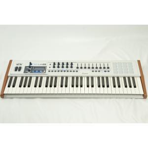 (タイムセール:26日12時まで)Arturia アートリア / KEYLAB 61 61鍵MIDI...