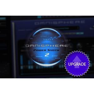 (28日まで送料無料)SPECTRASONICS スペクトラソニックス / OMNISPHERE 2 オムニスフィア アップグレード版