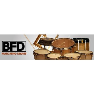 fxpansion / BFD3/2 Expansion Pack: Marching Drums(オンライン納品専用)代引不可の商品画像|ナビ