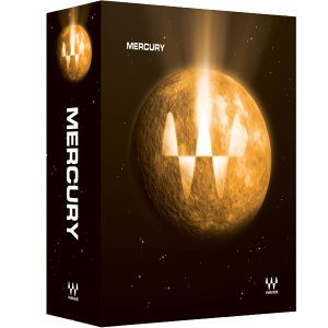 WAVES ウェーブス / Mercury(WAVES最大のプラグイン・バンドル)