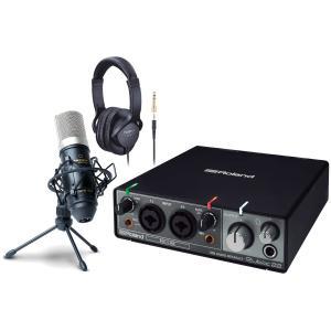 アクセサリー類が揃ったコンデンサーマイク「MPM1000」とモニターヘッドフォンがセットの数量限定お...