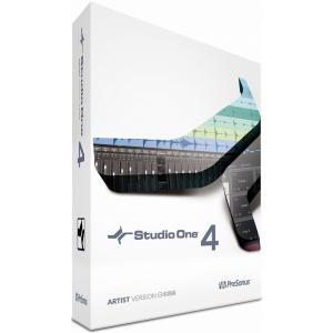 PreSonus プリソナス / Studio One 4 Artist DAWソフト