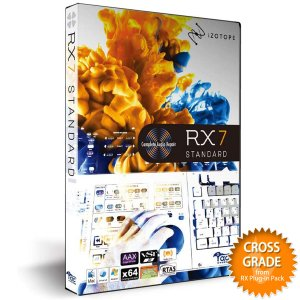 iZotope アイゾトープ / RX 7 Standard crossgrade from RX ...