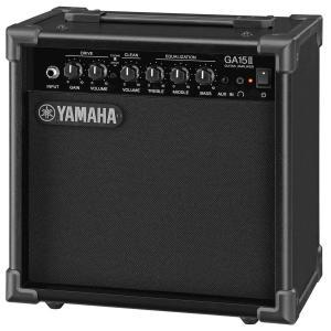 YAMAHA / GA15II 【ギター用アンプ】【15W出力】 ヤマハ GA15 入門 初心者 【アウトレット特価】