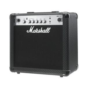 Marshall / MG15CF ギターアンプ (ipodもつなげるAUXケーブル付き:661400200)(YRK)(お取り寄せ商品)|ishibashi