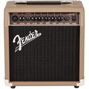 Fender / ACOUSTASONIC 15 COMBO 15Wアコースティックギターアンプ フェンダー(国内正規品/お取り寄せ商品)