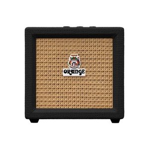 ORANGE / Crush Mini (ブラック) 【3W ミニアンプ】 オレンジ ギターアンプ ミニアンプ CRUSH-MINI-BK 【数量限定特価】