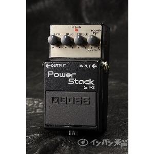 (ご購入特典つき!)BOSS / ST-2 Power Stack(YRK)(/80-set1210...