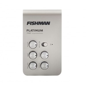 FISHMAN / Platinum Stage Analog Preamp 小型・軽量のみならず、...