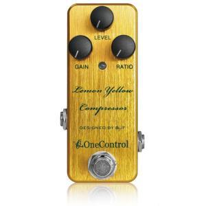 One Control / Lemon Yellow Compressor ワンコントロール コンプレッサー|ishibashi