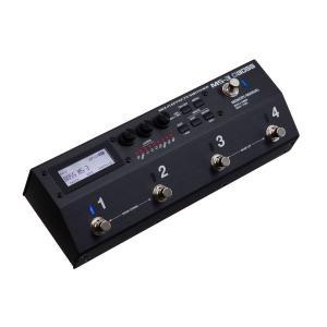 MS-3 は、今までにない発想でペダルボードを構築できる新しいコンセプトのマルチエフェクト・スイッチ...