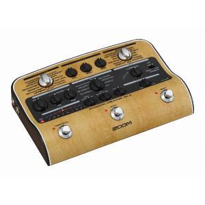 ZOOM / AC-3 ACOUSTIC CREATOR ズーム アコースティックギター用エフェクタ...