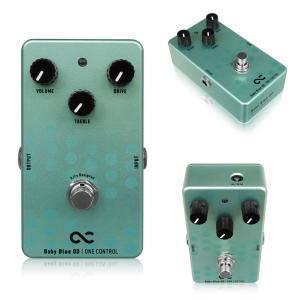 One Control BJFe Series Baby Blue ODは、2000年12月16日に...