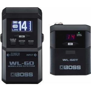 BOSS / WL-60 ギターワイヤレスシステム(WEBSHOP)(在庫あり)|ishibashi