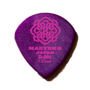 MASTER 8 / DURACON D-801 Regular Jazz 1.2mm D801-JZ120 1枚 ピック マスター8