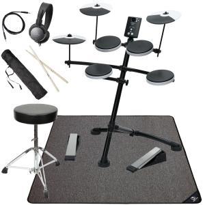 Roland 電子ドラム TD-1K V-Drums セッティングマット付きスターターパック