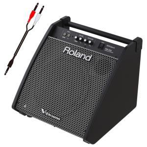 Roland 電子ドラム用モニタースピーカー PM-200 接続ケーブルセット(YRK) ishibashi