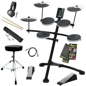 Roland 電子ドラム TD-1K V-Drums ペダルマット付きスターターパック(WEBSHOP)(YRK)|ishibashi