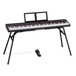(在庫あり)Roland ローランド / GO-88P(GO:PIANO88)(オプションセット)88鍵盤 エントリー・キーボード(WEBSHOP)(YRK)|ishibashi