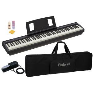 Roland ローランド / FP-10-BK(ジャストサイズ純正ケース(CB-76RL)セット)ポータブル・ピアノ(+681018000)(+671044200)(YRK)|ishibashi
