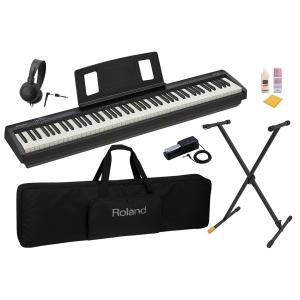 Roland ローランド / FP-10-BK(アクセサリーセット)ポータブル・ピアノ(+681018000)(+671044200)(YRK)|ishibashi