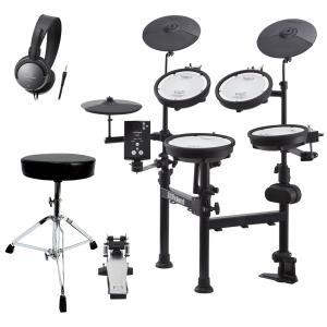 Roland 電子ドラム TD-1KPX2 ドラムスローンとヘッドホンセット / キックペダル別売(YRK) ishibashi