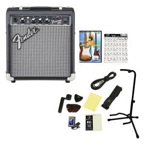 Fender / FRONTMAN 10G アンプ&アクセサリー12点セット エレキギタースターター...
