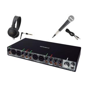 Roland ローランド / Rubix44(スタートセット)USBオーディオ・インターフェース(W...