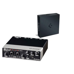 STEINBERG / UR22mk2 CubaseProアップグレードセット -限定特典iZotope RX7 Elementsノイズ除去ソフトライセンス付-
