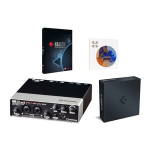 STEINBERG / UR22mk2 steinbergDAWコンプリートセット02 -限定特典iZotope RX7 Elementsノイズ除去ソフトライセンス付-