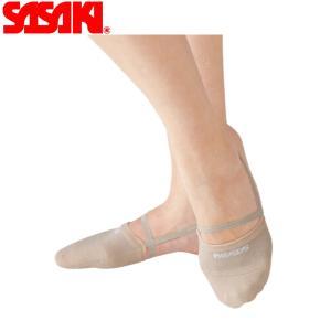 【送料無料】SASAKI ササキスポーツ デミシューズ (153) ササキ 新体操 ハーフシューズ ...