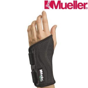 【メール便不可】Mueller ミューラー フィッテッド リストブレイスJPプラス L~XL 左用 55039 ishidasp