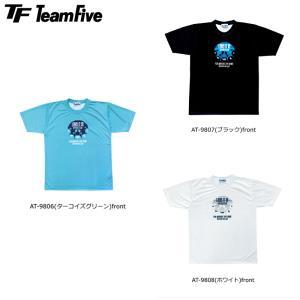 【即納】TeamFive チームファイブ Tシャツ ピンク 3Lサイズ (AT-9814) バスケ ...