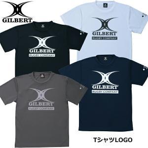 GILBERT ギルバート TシャツLOGO ホワイト ブラック ネイビー ダークグレー (GB-8...