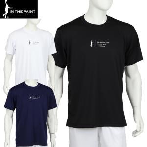 【即納】2021年春夏 IN THE PAINT インザペイント Tシャツ ブラック ホワイト ネイ...