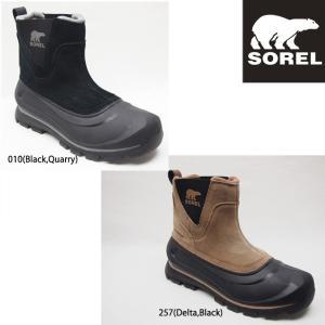 2855bb56f01 2019年モデル ソレル ブーツ SOREL メンズ バクストンプルオン Buxton Pull On NM2738