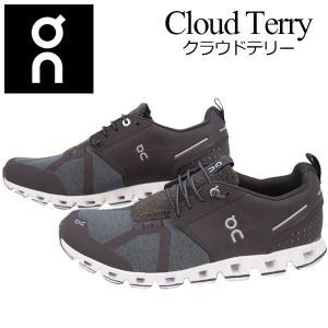 オン On メンズ ランニングシューズ Cloud Terry クラウドテリー 1899841M ぺ...