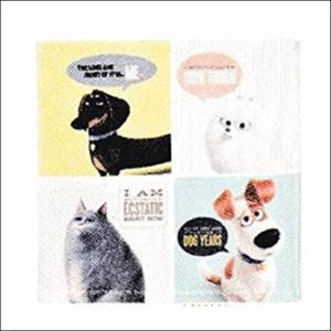 【ペット】【Pets】ウォッシュタオル【カラフルペット】【グッズ】【ドッグ】【キャラ】【映画】【ユニ...