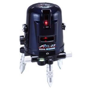 ムラテックKDS 高輝度レーザー墨出器 ATL-23RSA(受光器+三脚セット)|ishikana