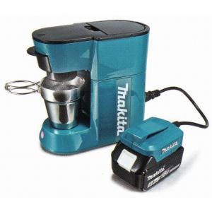 マキタ 充電式コーヒーメーカー 18V/AC100V CM500DZ 本体のみ(バッテリ・充電器別売)