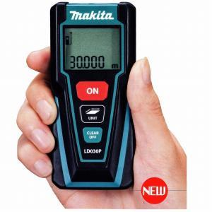 マキタ レーザー距離計 LD030P 最大計測距離30m|ishikana