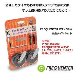 スーツケース FREQUENTER wave 専用交換タイヤキット 送料無料|ishikawatrunk