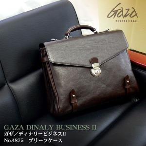 ビジネスバッグ 軽量 メンズ 本革 日本製 GAZA ギフト プレゼント ラッピング 送料無料|ishikawatrunk