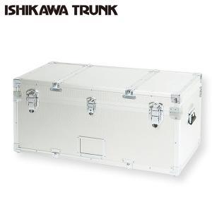 ジュラルミンケース アルミケース コンテナ 業務用 大型 輸送用 ビジネス用 保管用 収納用 汎用 カメラ 現金輸送 L型 送料無料|ishikawatrunk