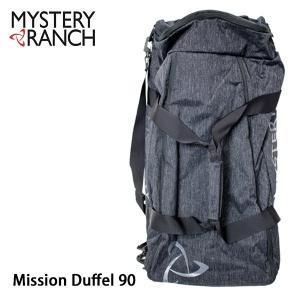 ミステリーランチ 2WAY ダッフルバッグ MYSTERY RANCH Mission Duffel 90 ミッションダッフル ショルダーバッグ バックパック ishikawatrunk