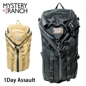 ミステリーランチ バックパック MYSTERY RANCH 1Day Assault 1デイアサルト...