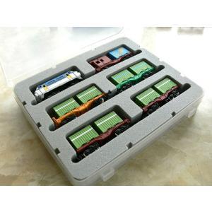 Bトレインショーティー専用ケース 6両収納(2ケースセット) 電車 模型 ギフト プレゼント ラッピ...